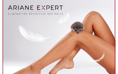 OFFRE D'ARIANE EXPERT VALABLE CHEZ CORINNE ESTHETIQUE !